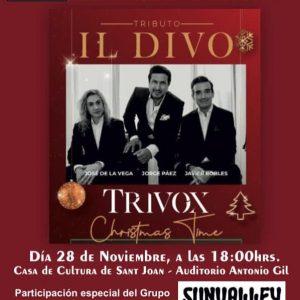 Concierto benéfico de navidad Trivox